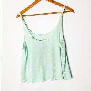 Volcom Tops - Volcom Stone Summer Cropped Tank Top Size 10